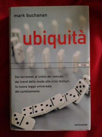 Ubiquità - Mark Buchanan