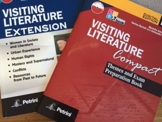 VISITING LITERATURE Compact - From the Origins to the Present Day