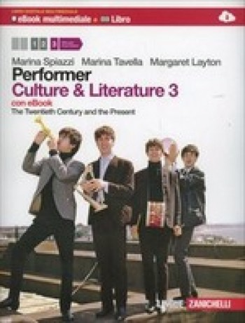PERFORMER CULTURE AND LITERATURE 3