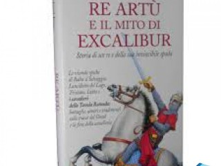 Re artu e il mito di excalibur
