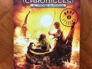 The Kane Chronicles: Il Trono di Fuoco