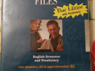 Grammar files. Ediz. blu. Con espansione online. English Grammar and Vocabulary from elementary (A2) to upper-intermediate (B2)
