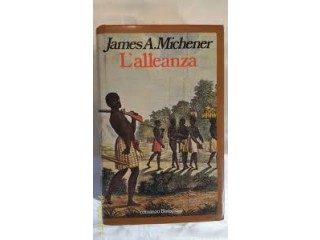 L'ALLEANZA di James Michener