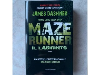 Il labirinto - Maze Runner, James Dashner