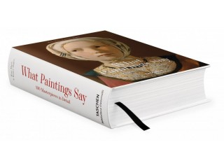 What paintings say.100 masterpieces in detail Rainer Hagen, Rose-Marie Hagen Ed.Taschen, 2016 nuovo