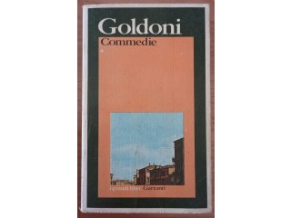 Commedie di Carlo Goldoni (2 volumi)